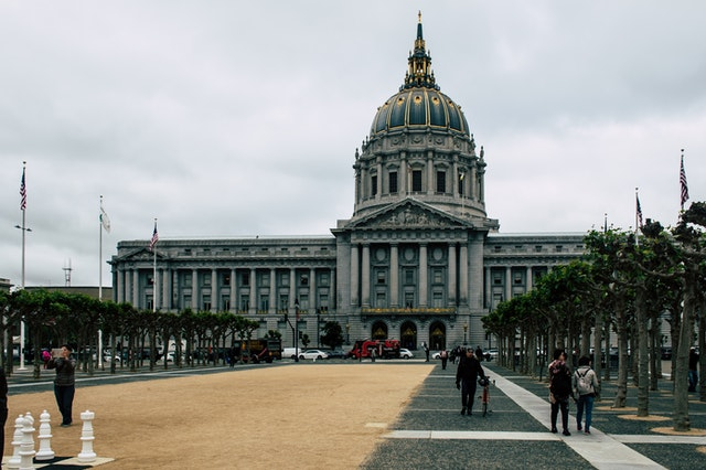 San Francisco Case Lookup section